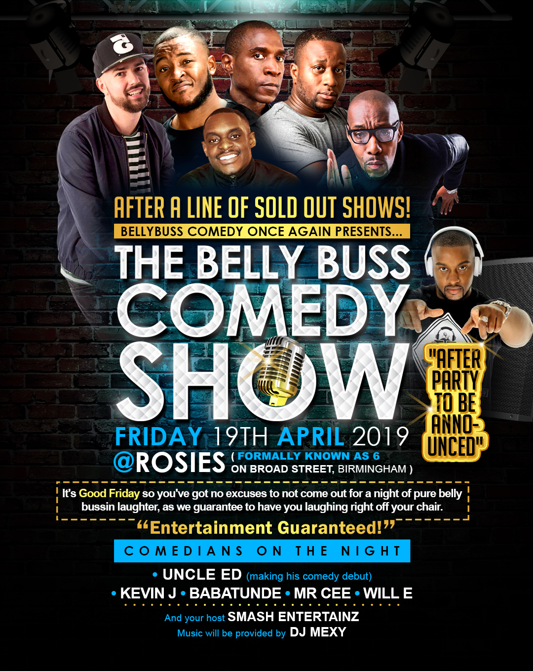 The belly buss comedy show   april 2019   insta